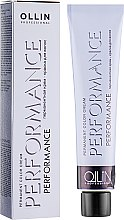 Духи, Парфюмерия, косметика Перманентная крем-краска для волос - Ollin Professional Performance Permanent Color Cream