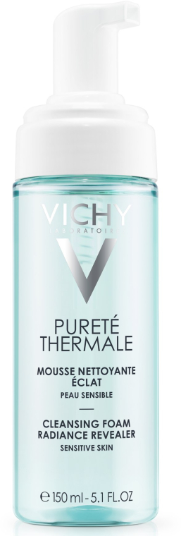 Пенка для умывания - Vichy Purete Thermale Cleansing Foam