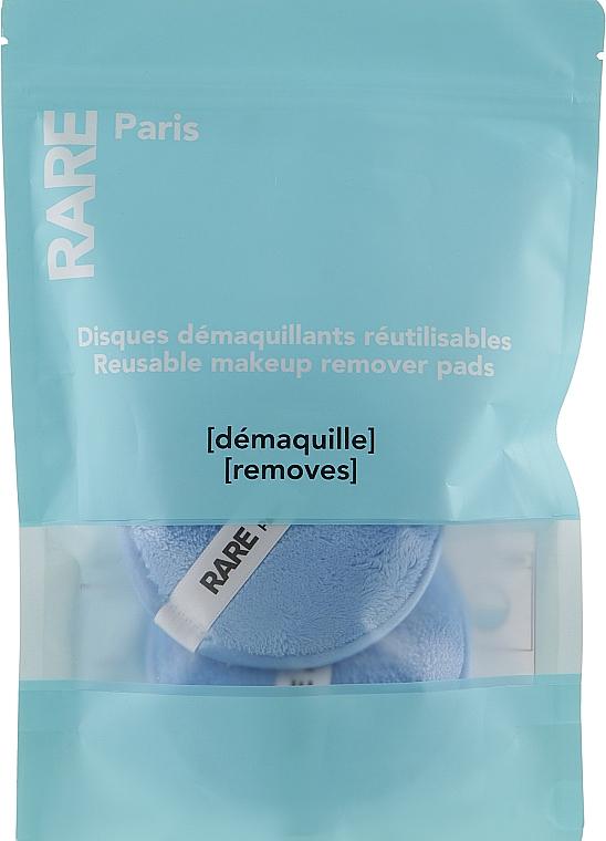 Многоразовые диски для снятия макияжа - RARE Paris