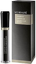 Духи, Парфюмерия, косметика Гель для бровей - M2Beaute Eyebrow Enhancer Color & Care