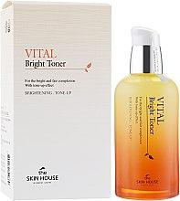 Духи, Парфюмерия, косметика Тонер для ровного тона лица - The Skin House Vital Bright Toner