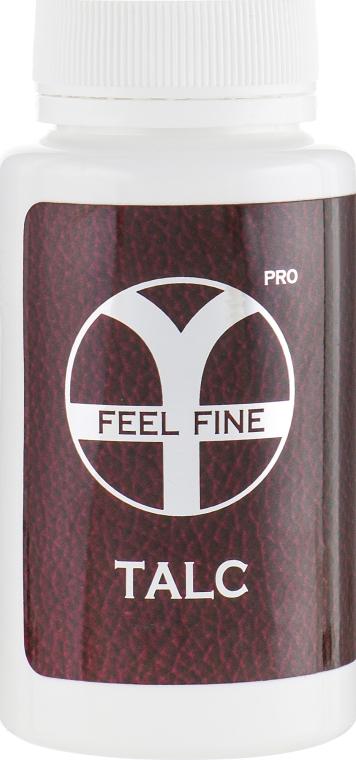 Тальк для шугаринга - Feel Fine Pro Talc