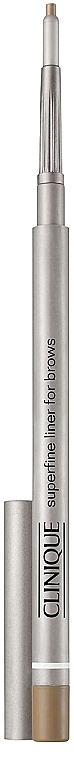 Карандаш для бровей - Clinique Superfine Liner for Brows