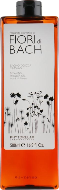 "Гель для душа и ванны ""Bach Flowers"" - Phytorelax Laboratories Fiori Di Bach Relaxing Shower Gel"