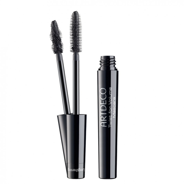 Тушь для ресниц 2в1 - Artdeco Twist for Volume Mascara