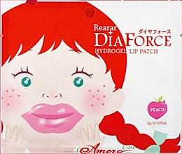 Духи, Парфюмерия, косметика Гидрогелевые патчи для ухода за губами - Rearar Dia Force Hydro Gel Lip Patch