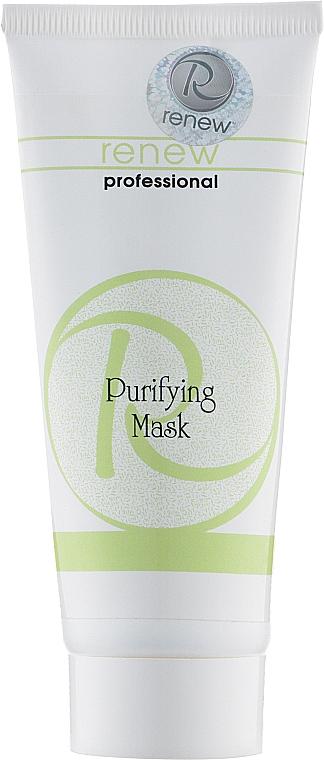 Поросуживающая и очищающая маска для лица - Renew Purifying Mask