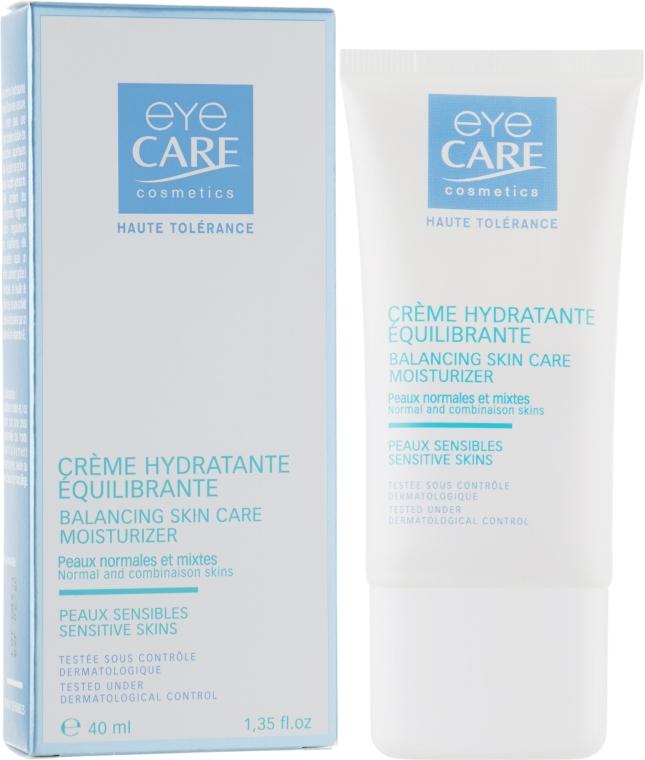 Увлажняющий крем для чувствительной кожи лица - Eye Care Cosmetics Balancing Skin Care Moisturizer
