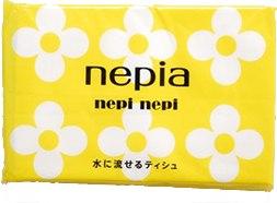 Духи, Парфюмерия, косметика Детские салфетки - Nepia Nepi Nepi Pocket Tissue