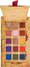 Духи, Парфюмерия, косметика Палетка теней для век, 15 оттенков - Ucanbe Nirvana Rebirth Eyeshadow Palette