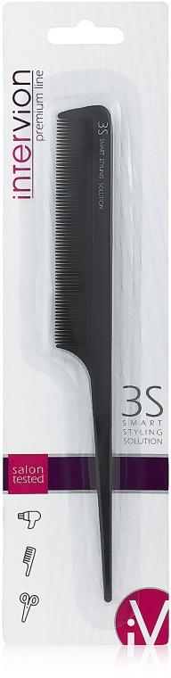 Гребешок для волос для распределения и стрижки, 499083 - Inter-Vion Premium Line 3S