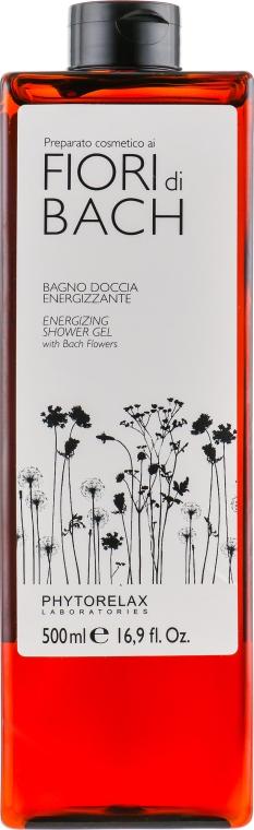 "Гель для душа и ванны ""Bach Flowers"" - Phytorelax Laboratories Fiori Di Bach Energizing Shower Gel"