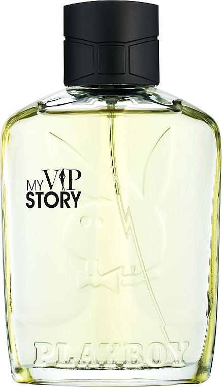 Playboy My VIP Story - Туалетная вода