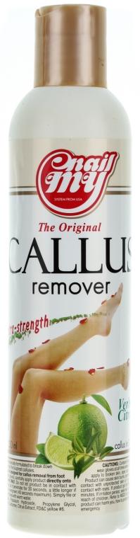 """Кислотный пилинг для ног """"Цитрус"""" - My Nail Callus Remover"""
