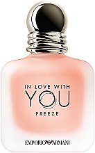 Парфумерія, косметика Giorgio Armani Emporio Armani In Love With You Freeze - Парфумована вода