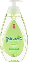 Духи, Парфюмерия, косметика Шампунь для детей с ромашкой (с дозатором) - Johnson's® Baby Shampoo Chamomile