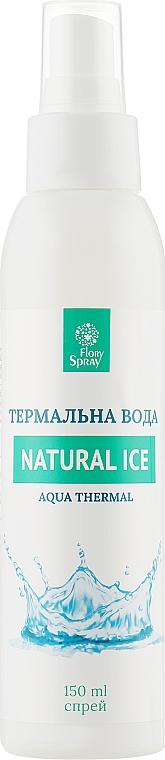 Термальна вода-спрей - Флори Спрей Natural Ice