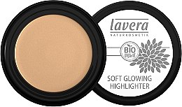 Духи, Парфюмерия, косметика Хайлайтер для лица - Lavera Soft Glowing Cream Highlighter