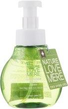 Духи, Парфюмерия, косметика Жидкое мыло для рук с антибактериальным эффектом - Nature Love Mere