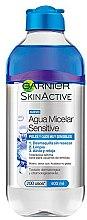 Духи, Парфюмерия, косметика Мицеллярная вода для чувствительной кожи - Garnier Skin Active Sensitive Micellar Water