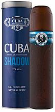 Духи, Парфюмерия, косметика Cuba Shadow - Туалетная вода