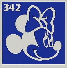 Духи, Парфюмерия, косметика Трафарет для боди-арта, 6 х 6 см, 342 - Biofarma
