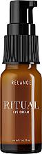 Духи, Парфюмерия, косметика Крем для контура глаз омолаживающий с ретинолом и феруловой кислотой - Relance Retinol +Ferulic Acid Eye Cream