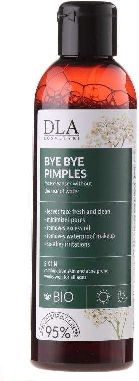 Очищающее средство для лица без использования воды - DLA