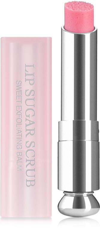 Сахарный скраб для губ - Dior Addict Lip Sugar Scrub