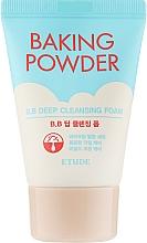 Парфумерія, косметика Пінка для глибокого очищення - Etude House Baking Powder B.B Deep Cleansing Foam