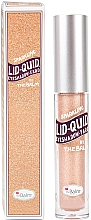 Духи, Парфюмерия, косметика Сияющие жидкие тени для век - TheBalm Lid Quid Sparkling Liquid Eyeshadow (тестер)