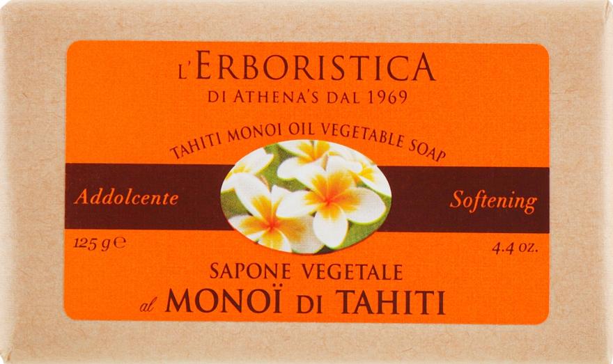 Натуральное мыло - Athena's Erboristica Tahiti Monoi Oil Vegetable Soap