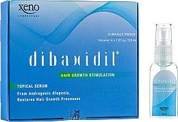 Духи, Парфюмерия, косметика Сыворотка для восстановления и стимуляции роста волос - Xeno laboratory Dibaxidil