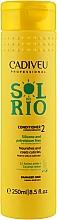 Духи, Парфюмерия, косметика Кондиционер для укрепления волос - Cadiveu Sol do Rio Condicionador