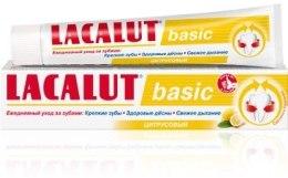 "Духи, Парфюмерия, косметика Зубная паста ""Цитрусы"" - Lacalut Basic"