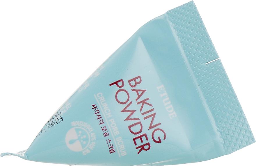 Скраб для очищения кожи лица с пищевой содой - Etude House Baking Powder Crunch Pore Scrub — фото N2