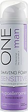 Духи, Парфюмерия, косметика Пена для бритья гипоаллергенная - Iceberg Group One Man Hypoallergenic Sensitive Shaving Foam