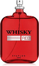 Духи, Парфюмерия, косметика Evaflor Whisky Red For Men - Туалетная вода (тестер без крышечки)