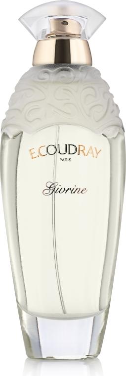 E. Coudray Givrine - Туалетна вода — фото N1