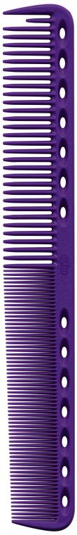 Расческа для стрижки с плоскими зубцами, 180мм, фиолетовая - Y.S.Park Professional 339 Cutting Combs Purple