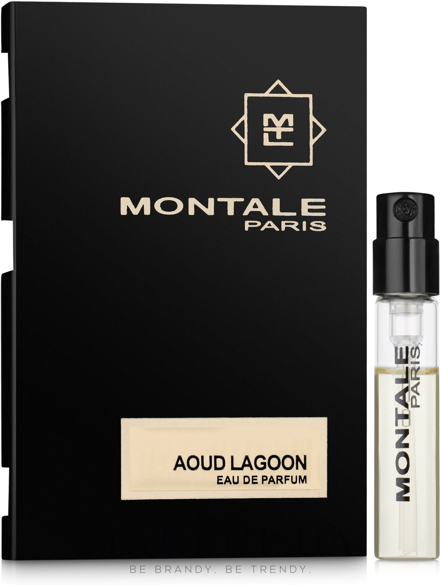 Montale Aoud Lagoon - Парфюмированная вода (пробник) — фото 2ml
