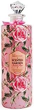 Духи, Парфюмерия, косметика Пена для ванны - IDC Institute Scented Garden Luxury Bubble Bath Country Rose