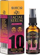 Духи, Парфюмерия, косметика Сыворотка для нормально кожи лица - Arganour Facial Serum Normal Skin