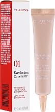 Парфумерія, косметика Консилер - Clarins Everlasting Long-Wearing And Hydration Concealer