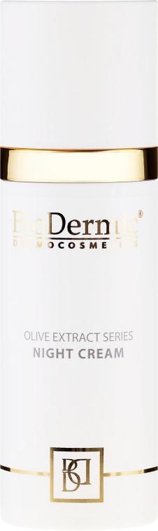 Крем для лица ночной - BioDermic Olive Extract Night Cream — фото N2