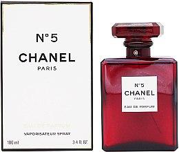 Духи, Парфюмерия, косметика Chanel N5 Red Edition Limited Edition - Парфюмированная вода