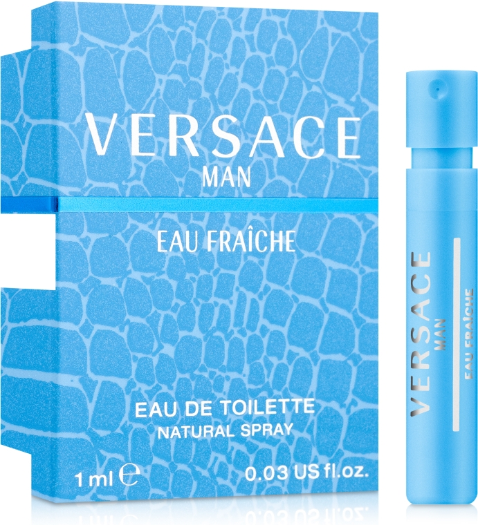 Versace Man Eau Fraiche - Туалетная вода (пробник)