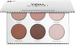 Парфумерія, косметика Палетка для контуринга - It Cosmetics You Sculpted! Universal Contouring Palette for Face and Body