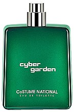 Духи, Парфюмерия, косметика Costume National Cyber Garden - Туалетная вода (пробник)