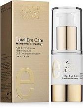 Духи, Парфюмерия, косметика Гель от отеков вокруг глаз - Labo Transdermic E Total Eye Care Anti-Eye Puffiness Flattening Gel